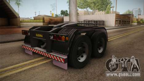 Double Trailer Timber Brasil v3 for GTA San Andreas