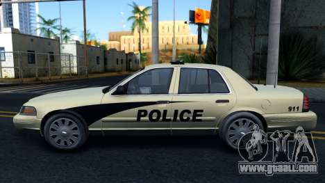 Ford Crown Victoria Generic 2010 for GTA San Andreas left view