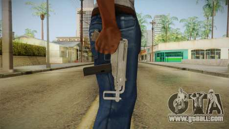 GTA 5 DLC Bikers Weapon 4 for GTA San Andreas