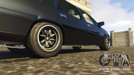 GTA 5 Opel Vectra A rear right side view