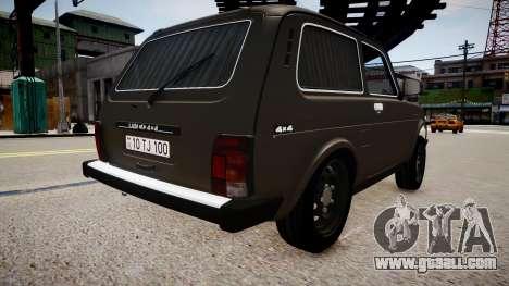"VAZ 2121 ""Niva"" Aze Style for GTA 4"