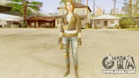 Sudden Attack 2 - Scarlet Jacket for GTA San Andreas
