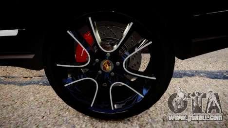 Porsche Cayenne Turbo S 2009 for GTA 4