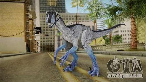 Primal Carnage Velociraptor Hypothermic for GTA San Andreas