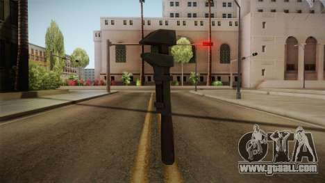 Team Fortress 2 Wrench for GTA San Andreas second screenshot