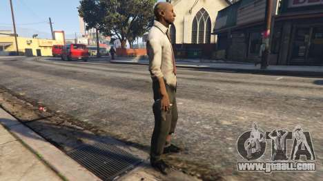 GTA 5 Left4Dead 1 Louis