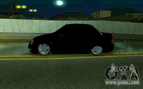 Priora 07 for GTA San Andreas left view