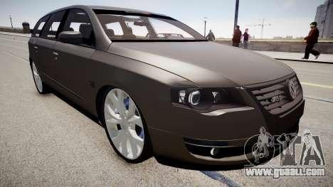 Volkswagen Passat Variant R50 Dub for GTA 4
