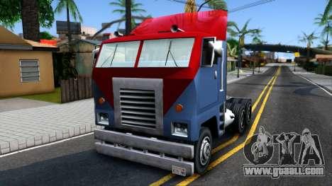 Hauler GTA SA Style for GTA San Andreas