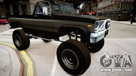 Rancher V3 for GTA 4