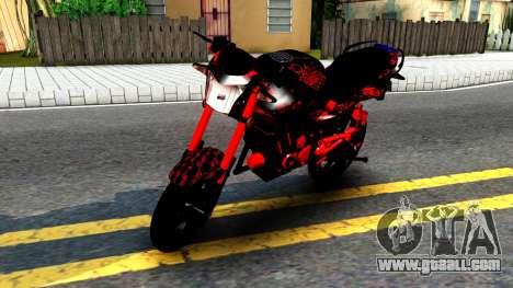 Empire Keeway Arsen 2 for GTA San Andreas