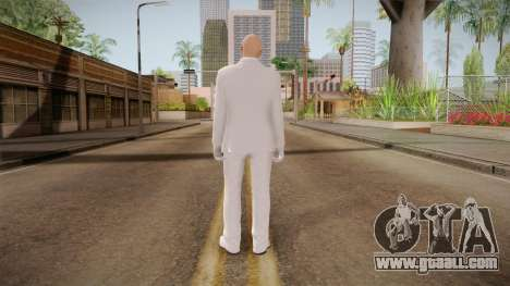 Hitman Agent 47 Requiem for GTA San Andreas third screenshot