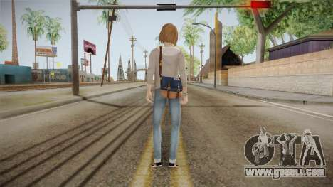 Life Is Strange - Max Caulfield EP1 v1 for GTA San Andreas
