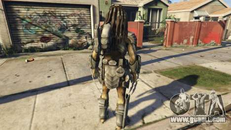 GTA 5 Predator 1.0 third screenshot