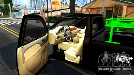 Chevrolet Silverado Monster Energy V2 for GTA San Andreas
