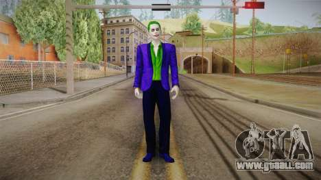 The Joker for GTA San Andreas second screenshot