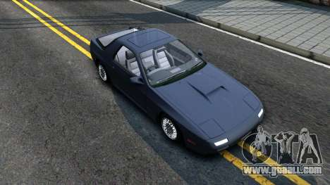 Mazda RX-7 FC3S for GTA San Andreas