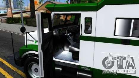 AVPGameProtect Security Car for GTA San Andreas