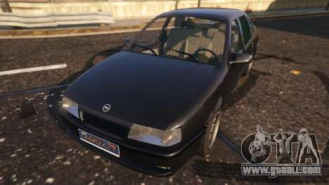 GTA 5 Opel Vectra A back view