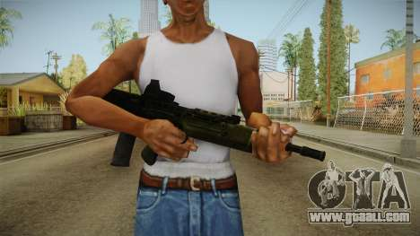 Enfield L85A2 for GTA San Andreas