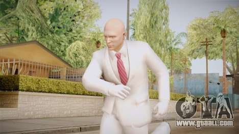 Hitman Agent 47 Requiem for GTA San Andreas