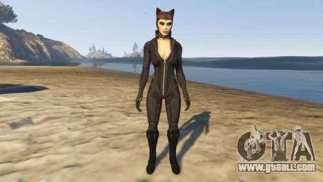 GTA 5 Catwoman