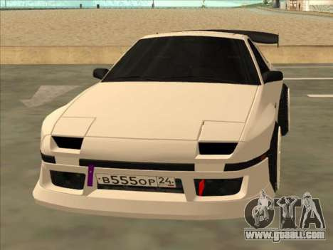 Nissan RX-7 DRIFT JDM for GTA San Andreas right view