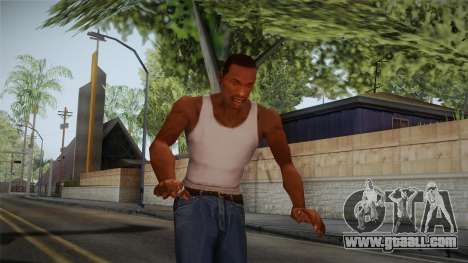 GTA 5 Animation for GTA San Andreas third screenshot