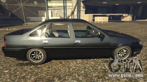GTA 5 Opel Vectra A left side view
