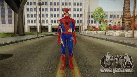 Marvel Heroes - Spider-Man Damaged for GTA San Andreas
