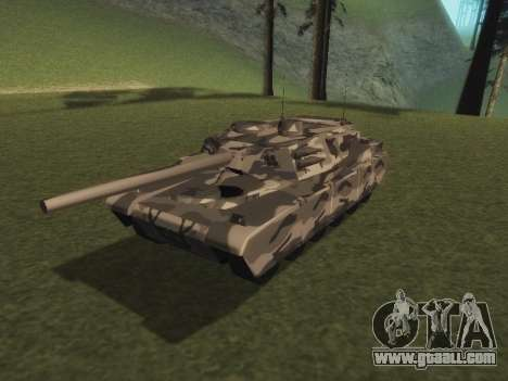 Rhino winter camo for GTA San Andreas