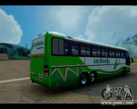 Marcopolo Paradiso GV1150 La Union for GTA San Andreas