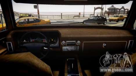 Rancher V3 for GTA 4 inner view