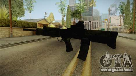 Enfield L85A2 for GTA San Andreas third screenshot
