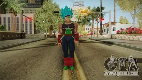 Dragon Ball Xenoverse - Bardock SSGSS for GTA San Andreas second screenshot