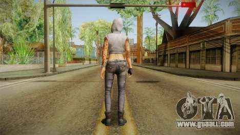 Dead Rising 3 Episode 2 DLC - Angel Hood Up for GTA San Andreas
