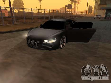Audi R8 Armenian for GTA San Andreas wheels