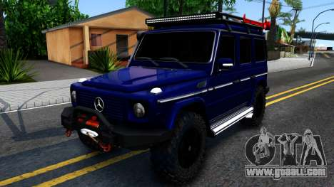 Mercedes-Benz G300 Professional for GTA San Andreas