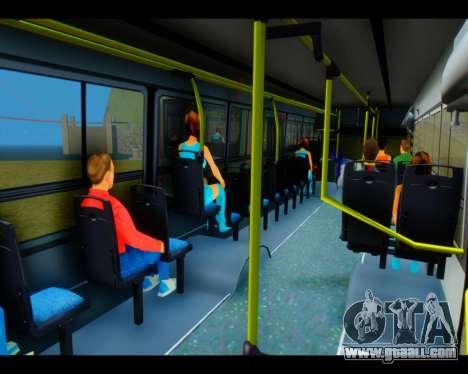 Italbus Bello 2016 115 ETCE for GTA San Andreas inner view