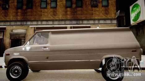 Chevrolet G20 Van for GTA 4