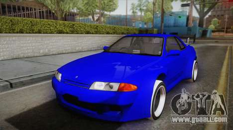 Nissan Skyline GTR32 Rocket Bunny for GTA San Andreas