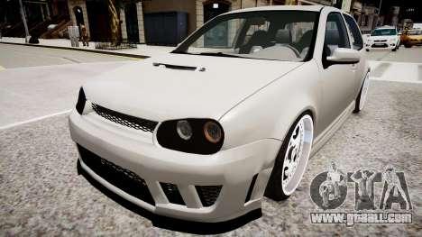 Volkswagen Golf EA v.2 for GTA 4