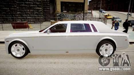 Rolls-Royce Phantom EWB Dragon Edition 2012 for GTA 4