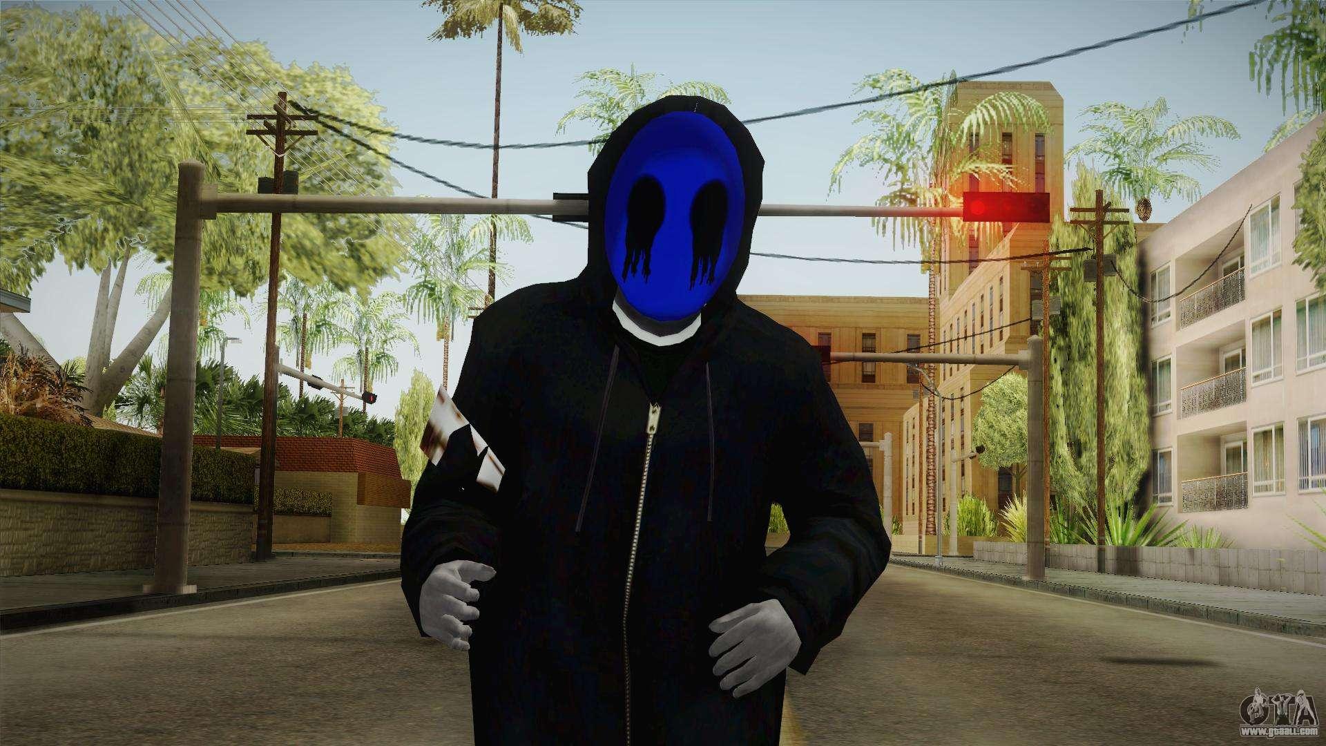 Скины для GTA San Andreas