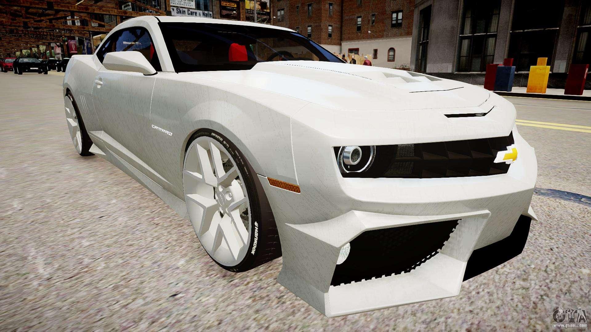 Chevrolet Camaro VR for GTA 4