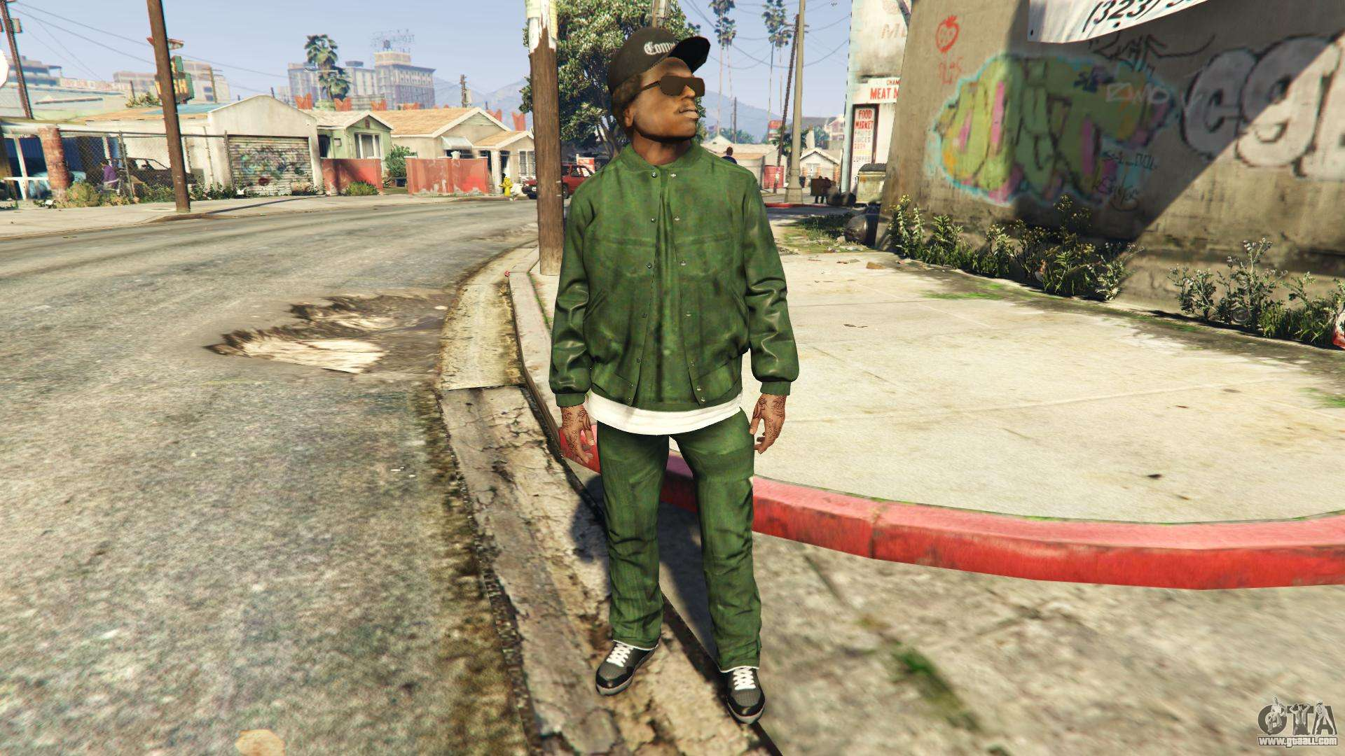 Ryder for GTA 5