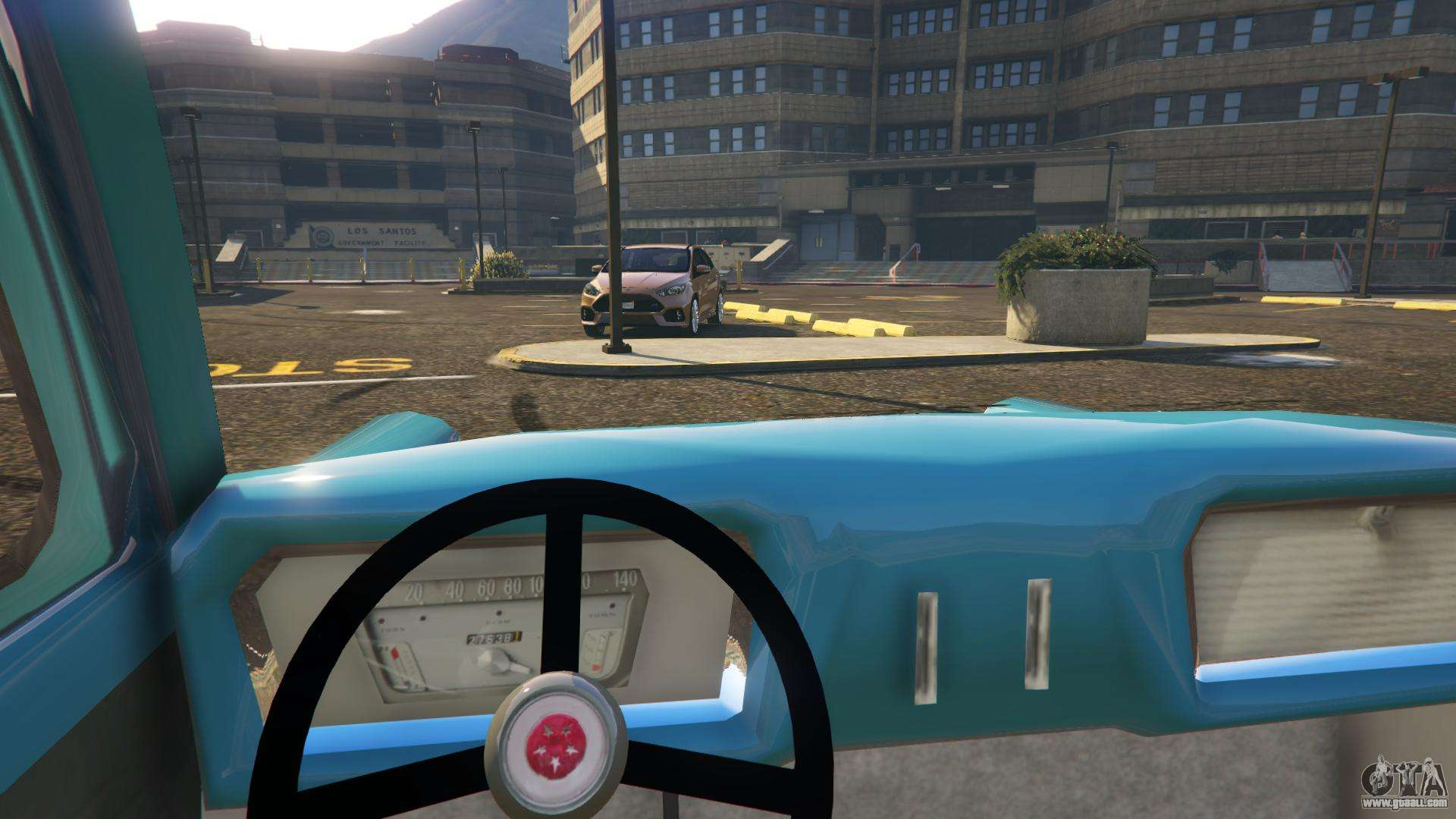 Fast Awd Cars >> Ford Anglia 1959 from Harry Potter for GTA 5