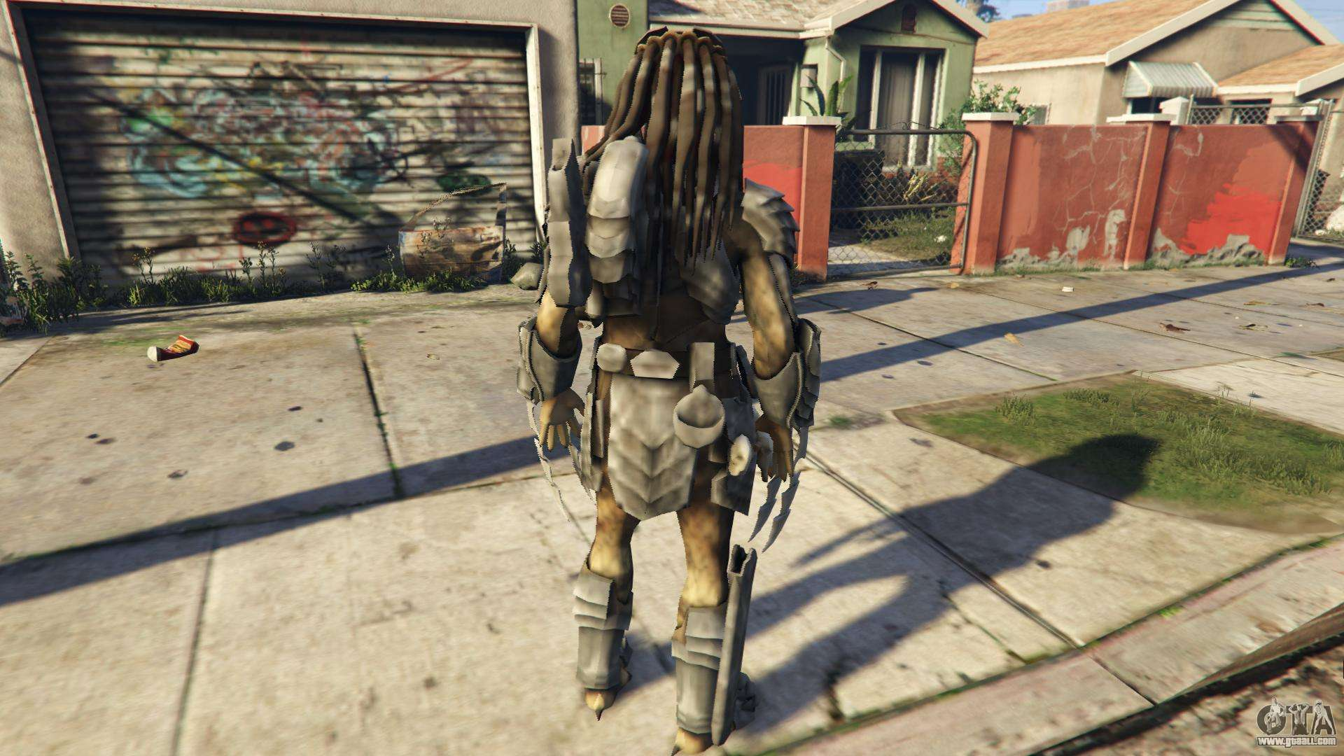 gta 5 predator mod free download