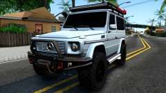 Mercedes-Benz G500 Off-Road Short for GTA San Andreas