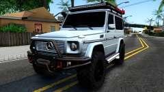Mercedes-Benz G500 Off-Road Short for GTA San Andreas